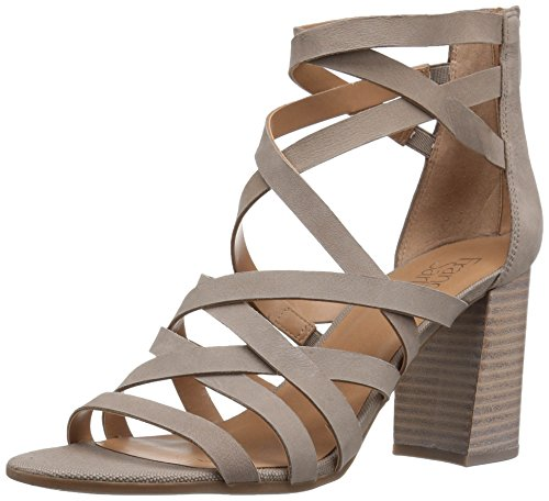 Heeled Hi Grey Sandal Franco Madrid Sarto Women's Tech qwFPPtTvx