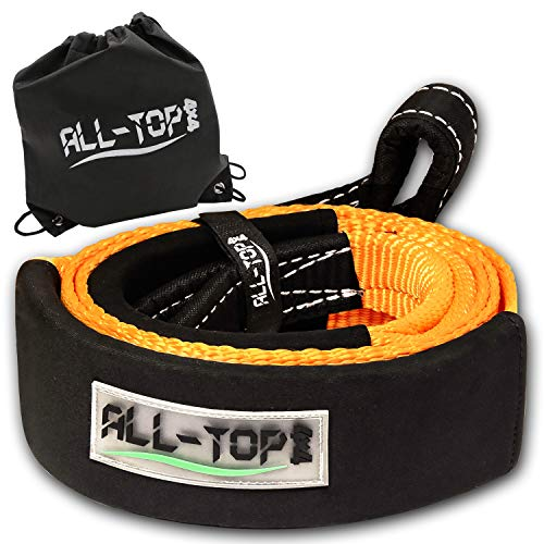 (ALL-TOP Pro-Series Tree Saver Winch Strap 3