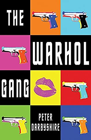 book cover of The Warhol Gang