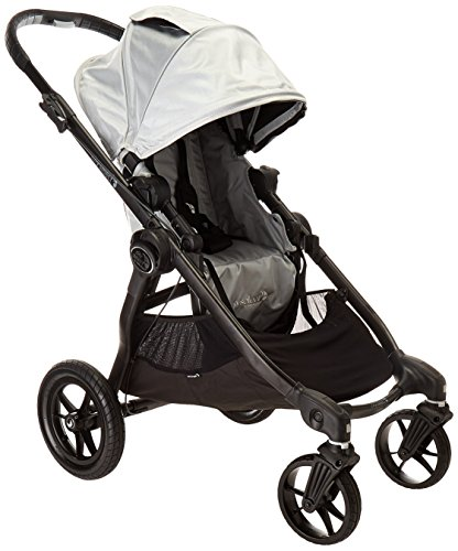 Baby Jogger 2016 City Select Single Stroller – Silver