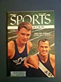 1956 Sports Illustrated July 2 Drake Relays Very Good to Excellent