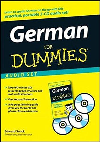 German For Dummies Audio Set by Swick, Edward