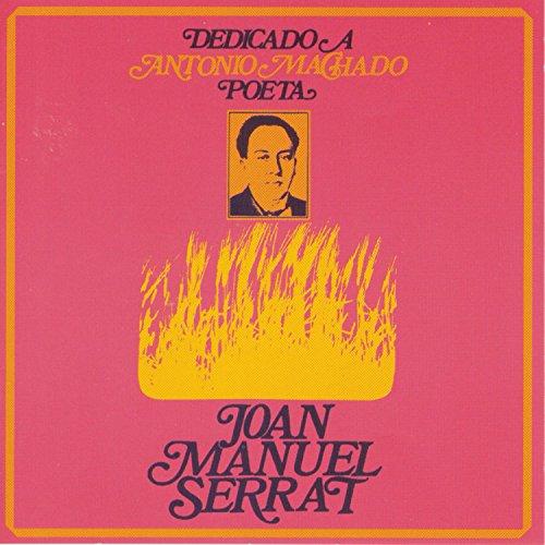 Dedicado Antonio Machado Manuel Serrat product image