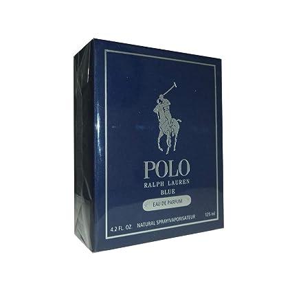 Ralph Lauren Agua de Perfume para Hombres 125 ml: Amazon.es: Belleza