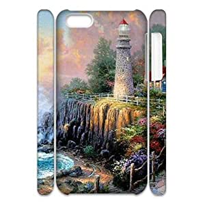 diy phone caseALICASE Diy 3D Protection Hard Case Lighthouse For iphone 4/4s [Pattern-1]diy phone case