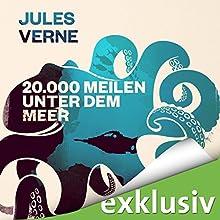 20.000 Meilen unter dem Meer Hörbuch von Jules Verne Gesprochen von: Jürgen Kluckert