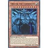 Best single card Card Yugiohs - YuGiOh : LDK2-ENS02 Limited Ed Obelisk the Tormentor Review