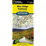 Blue Ridge Parkway (National Geographic Destination Map)