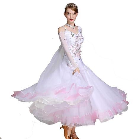 Vestido de baile moderno para mujer Vestido de falda de baile de ...