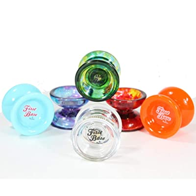 Recess YoYo First Base YO-YO -Plastic- Beginner to Pro- (Pink Cat): Toys & Games
