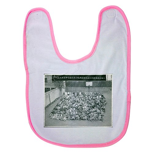 Pink Baby Bib With Chinese Refugees In Shanghai 1937The Second Sino Japanese War Was A Military Conflict Fought Primarily Between The Republic Of China And The Empire Of Japan From 1937 To 1945  Baby