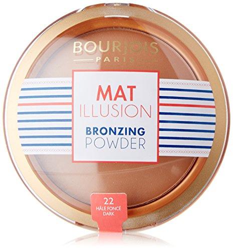- Bourjois Mat Illusion Bronzing Powder 22 Hale Fonce Dark