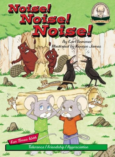 Another Sommer-Time Story: Noise! Noise! Noise! with CD Read-Along (Another Sommer-Time Story Series)