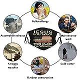 Jesus is My Savior Trump is My President 2020 Us