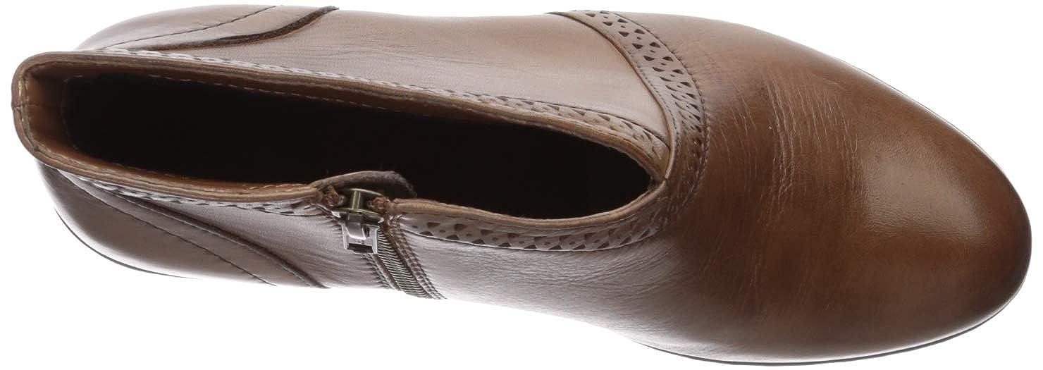 Cobb Hill Womens Rashel Vcut Boot Ankle