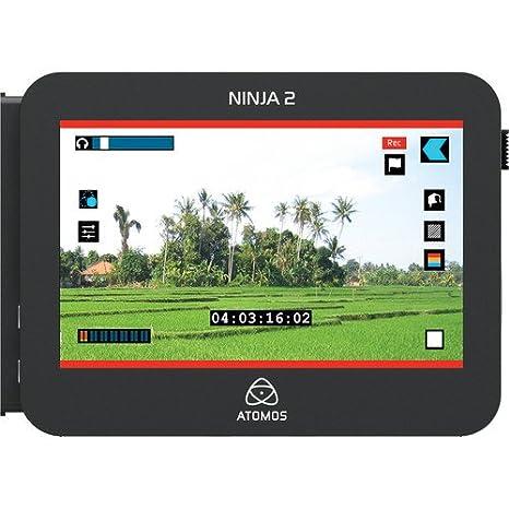 Amazon.com: Atomos Ninja 2 Grabadora de vídeo para Pansonic ...