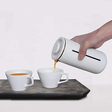 Prensa de café Prensa Francesa Pot Mano elaborado Cerveza Cafetera ...