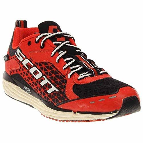 Scott Eride Support - Scott 2015 Men's T2 Palani HS Running Shoe - 237810 (Black/Orange - 9.5)