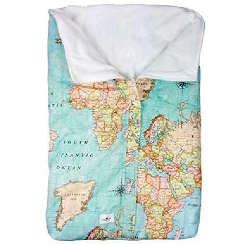 Arrullo bebé y recién nacido mapamundi: Amazon.es: Handmade