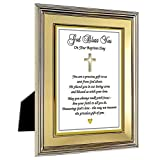 Best Poetry Gifts Aunt Frames - Baby Baptism Gift for Girl or Boy from Review