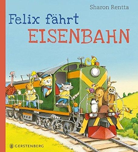 Felix fährt Eisenbahn