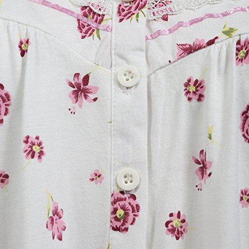 Storelines - Camisón - para mujer Rosa