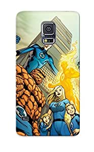 New Style Trinalgrate 39 Fantastic Four By Jonathan Hickman Vol 1 Premiere Hc Premium Tpu Cover Case For Galaxy S5