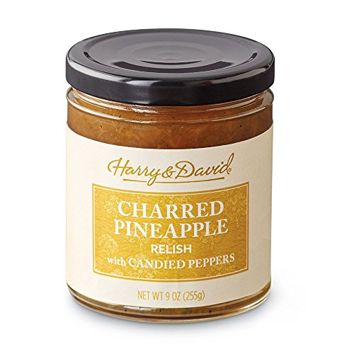 (Harry & David Charred Pineapple Relish (9 Ounces))