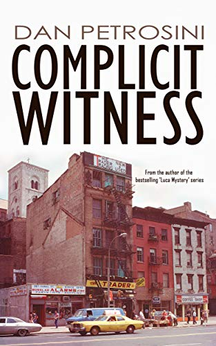 Complicit Witness (Crime Fiction)