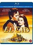El Cid ( 1961 ) [ NON-USA FORMAT, Blu-Ray, Reg.B Import - Sweden ]