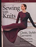 Sewing with Knits, Connie Long, 1561583111