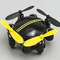 OOFAY Mini Drone Remote Control Aircraft HD Aerial Folding Drone RC Quadcopter Aircraft Replaceable Battery Small Aircraft