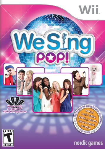 We Sing Pop - Nintendo Wii