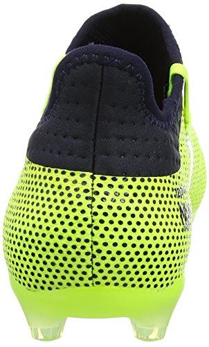 Botas X Multicolor Adidas De Fg Green multicolour 2 Fútbol Hombre Para 17 4wSfT