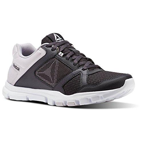 Reebok Yourflex Trainette 10 Mt - Chaussures De Tennis, Femme, Rouge - (smoky Volcano / Quartz / White)