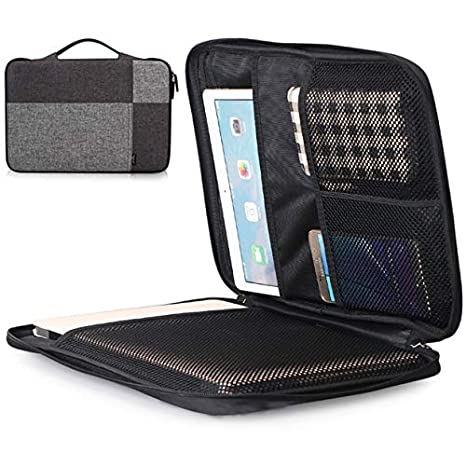 56f91c96cc27 Toplive 14-15.6 inch Laptop Case Sleeve Protective Bag for MacBook Pro 15,  Most 14-15inch Acer/Asus/Dell/Lenovo/ Chromebook Ultrabook Notebook with ...