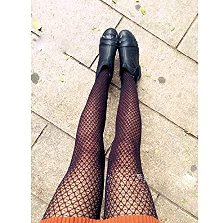 Amazon.com: Lannmart Women Tights Plus Size Sexy Stockings Female Nylon Fishnet Pantyhose Sheer Collant Femme Meia Streewear Calcetines Mujer: Kitchen & ...