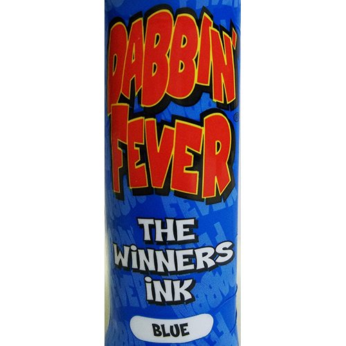 Full Case 3oz Dabbin' Fever Blue Bingo Dauber