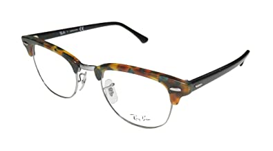 27b5a0673d Amazon.com  Ray-Ban Vista RX 5154 5493 Eyeglasses Green Havana  Shoes