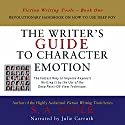 The Writer's Guide to Character Emotion: Revolutionary Handbook on How to Use Deep POV Audiobook by S. A. Soule Narrated by Julie Carruth