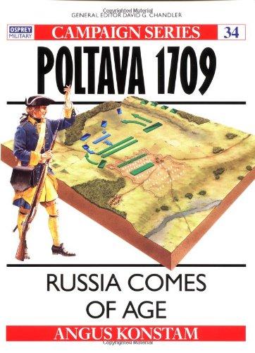 Poltava 1709: Russia Comes of Age