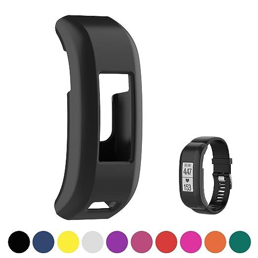 2 opinioni per Ifeeker, cover di ricambio protettiva per smartwatch Garmin Vivosmart HR