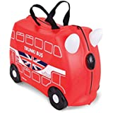 Trunki Kinderkoffer London Bus Kindergepäck, 18 Liter, Rot, 10117