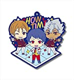 Erukyu ~ and King of prism by PrettyRhythm Shin & Hiro & Katsuki Big Rubber Key Chain