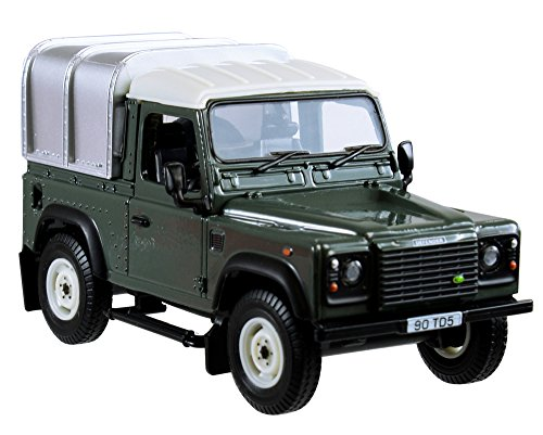 Britains 1:32 Land Rover Defender 90  Collectable Farm Vehicle 4x4 Car Toy  Styles May Vary  Suitable from 3 Years