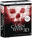 Cabin Fever 1-3 - Collection with all 3 Films (3 3D Blu-rays) [Blu-ray 3D + 2D Version] Region B 2014