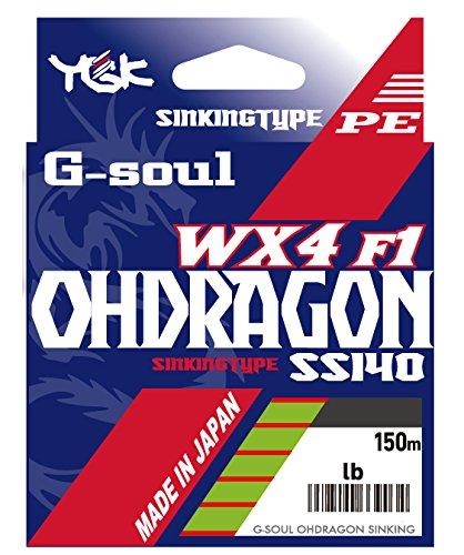 よつあみ(YGK) ライン OH ドラゴンSS140 0.6号 150m.の商品画像