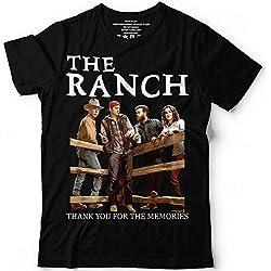 Ranch Thank You For The Memories Series Characters Customized Handmade T-Shirt Hoodie/Long Sleeve/Tank Top/Sweatshirt
