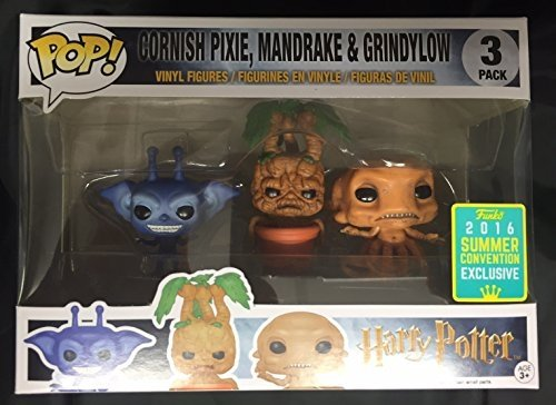 Funko Pop Potter and Exclusive 3