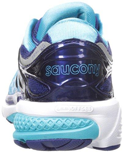 Bleu Saucony Chaussures 2 Zealot Entrainement W Femme Running Iso de RzHwR